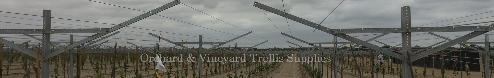AGROW Orchard and Vineyard Trellis Supplies